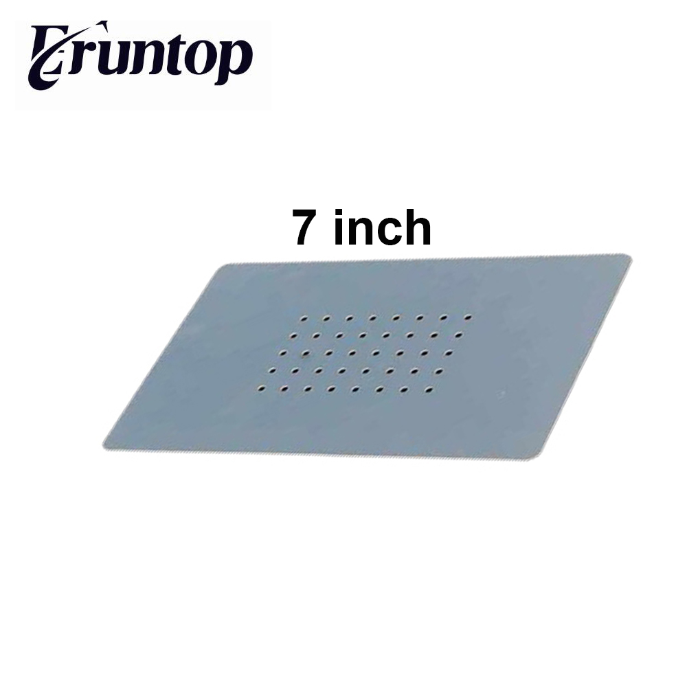 1PCS For Vacuum Glass Screen Separator Heat-Resistant Silicon Non-Slip Mat For 7 Inch  Or 14inch