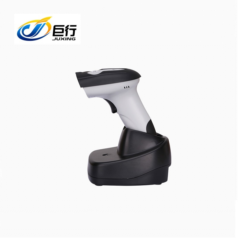3900 Wireless barcode scanner with base charger and receiver in one barcode reader bar code gun for warehouse supermarket q2 wireless barcode scanner gun express single dedicated supermarket retail stores bar code reader with function of storage