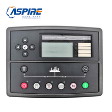 AMF Genset Controller DSE7320, Auto Start Generator Electronics Control Module DSE 7320 electronic auto start controller control module dse702as genset generator parts