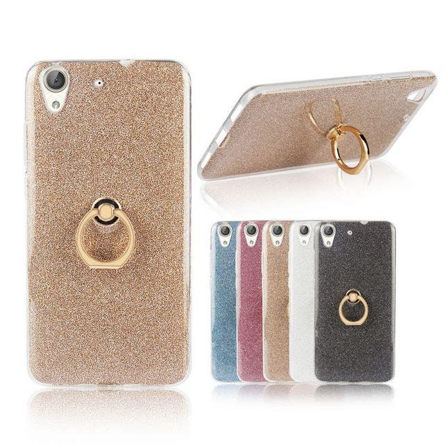 official photos d313c 35ee4 US $2.37 25% OFF|For Huawei Y6 II Case 5.5 inch Transparent Soft TPU Case  Glitter Metal Ring back cover For Huawei Y6 II Y6II Y62 Case-in Fitted  Cases ...