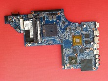 Wholesale Motherboard 666520-001 for HP PAVILION DV7 DV7-6000 HD6750/1G laptop Notebook PC systemboard 100%tested 90DaysWarranty