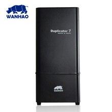 Wanhao Дубликатор 7 V1.4 3D принтера с жидкой смолы suppprt, уф смолы DLP SLA 3D принтера 250 мл смолы бесплатно в качестве подарка