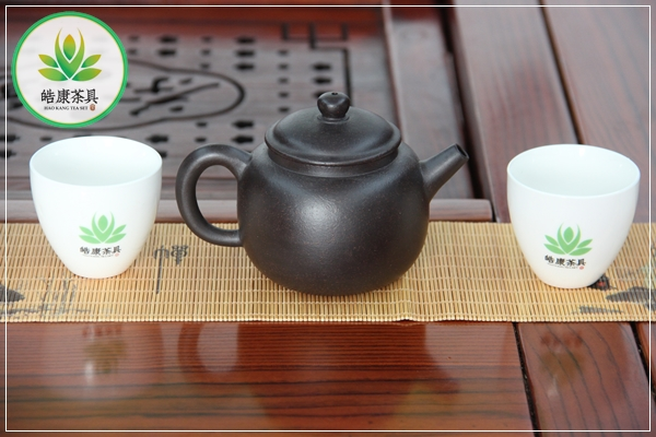 Real yixing chinese kung fu tea set purple clay gaba oolong tea pot Great sphere of