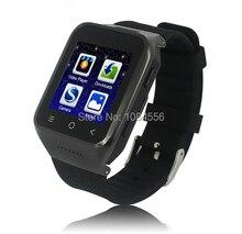 ZGPAX S8 Smartphone Elegante Reloj Teléfono Android 4.4 MTK6572 Dual Core 1.5 Pulgadas WIFI GPS 2.0MP Cámara 3G WCDMA Bluetooth