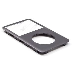 Image 2 - Placa frontal gris y gris, carcasa trasera plateada, botón gris para iPod 6th 7th gen Classic 80gb 120gb 160gb