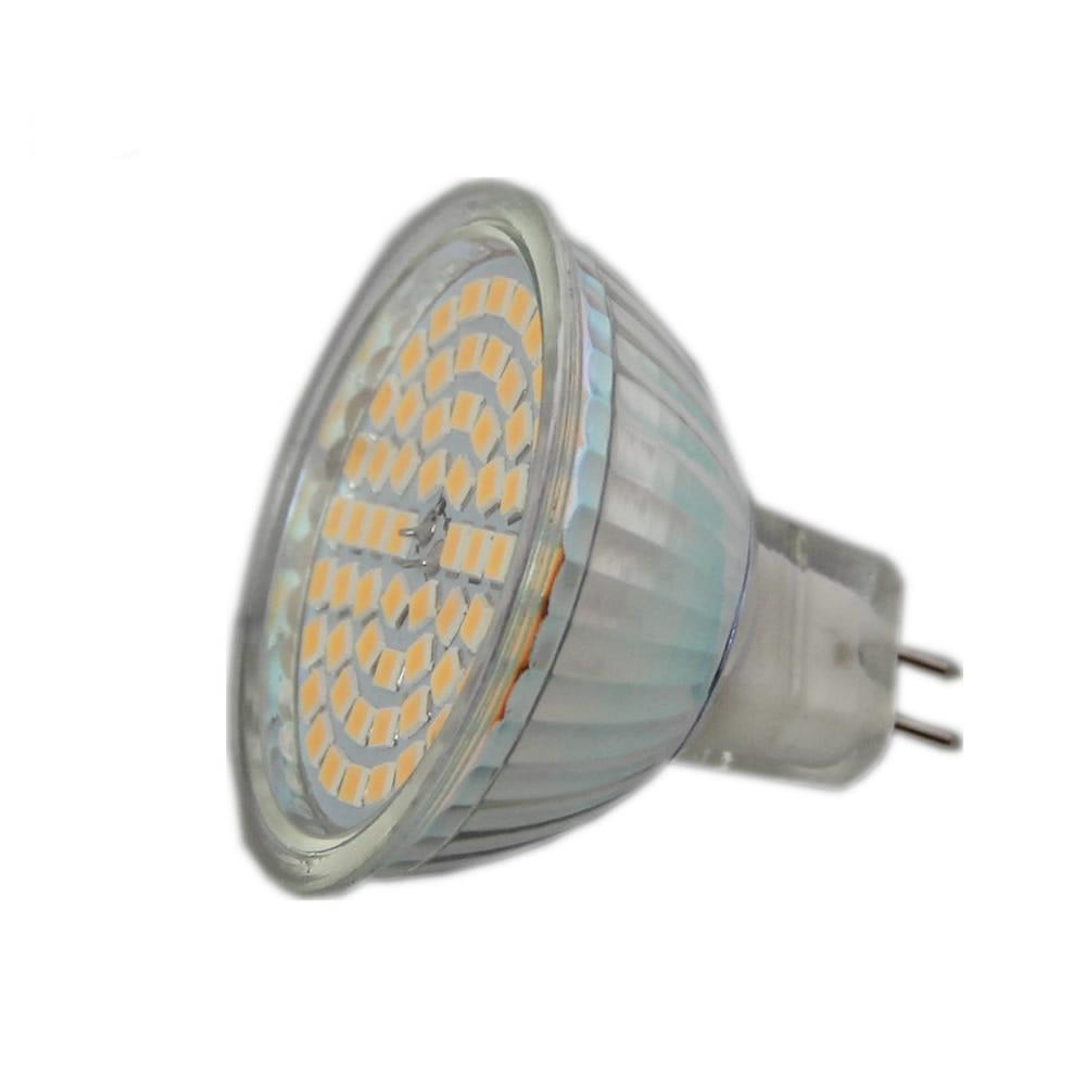 3 Watt 5 Watt SMD2835 Led Tasse MR16 Glas Led strahler Halogen licht ...