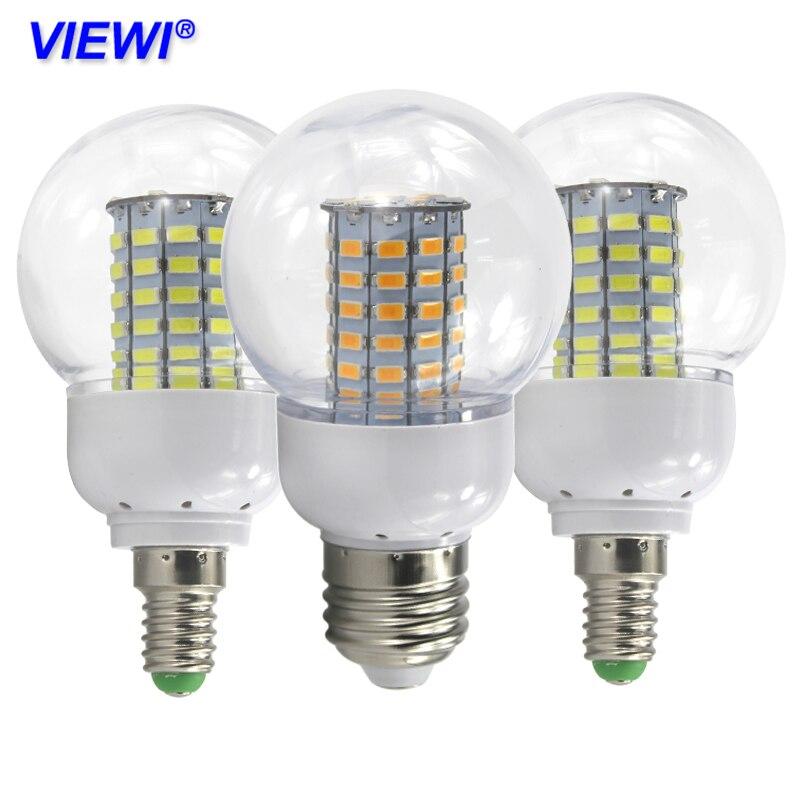 viewi 5x super bright ampoule led e27 e14 b22 8w corn bulb light 12v 24v 36v 110v 220v globe. Black Bedroom Furniture Sets. Home Design Ideas