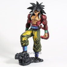 O Son Goku De Dragon Ball GT Super Saiyan 4 Mangá Dimensões PVC Figura Collectible Toy Modelo(China)