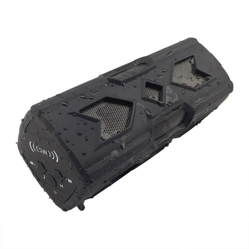 Fansaco 2 In 1 <font><b>Bluetooth</b></font> Speaker Portable Wireless Speakers <font><b>Dual</b></font> <font><b>Driver</b></font> Waterproof Stereo Loud Speaker With 3600mAh Power Bank
