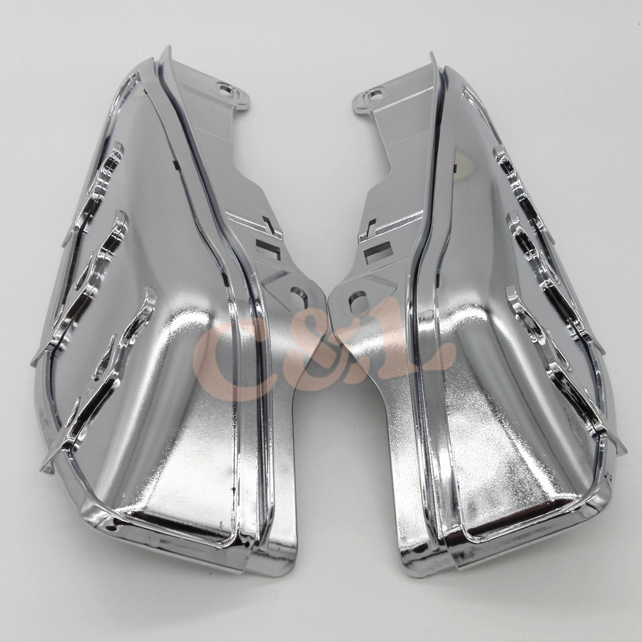 Covers & Ornamental Mouldings Motorcycle Airmaster Accents Trims For Mid-frame Air Deflectors Fit For Harley Touring Fl Models In Many Styles Automobiles & Motorcycles