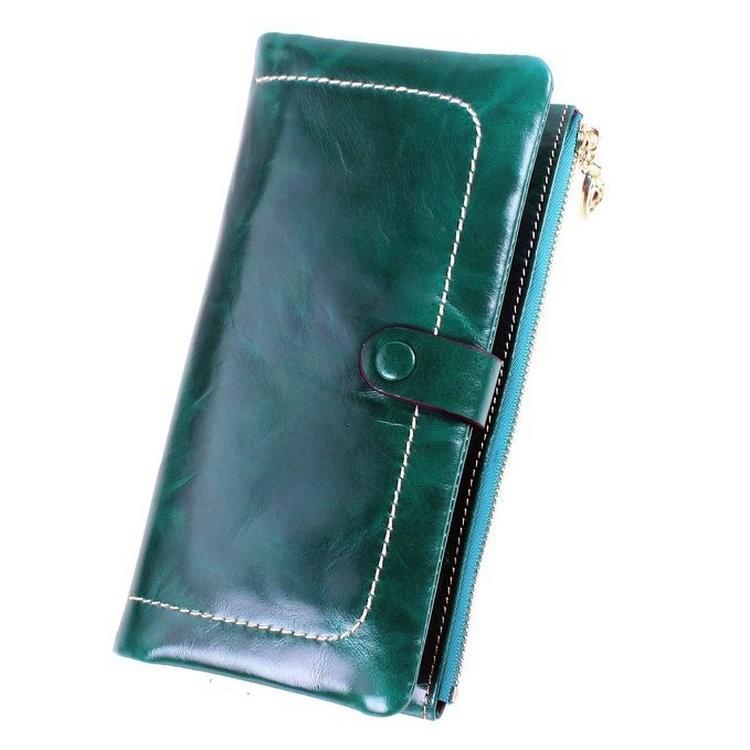 Ladies wallets leather wholesale