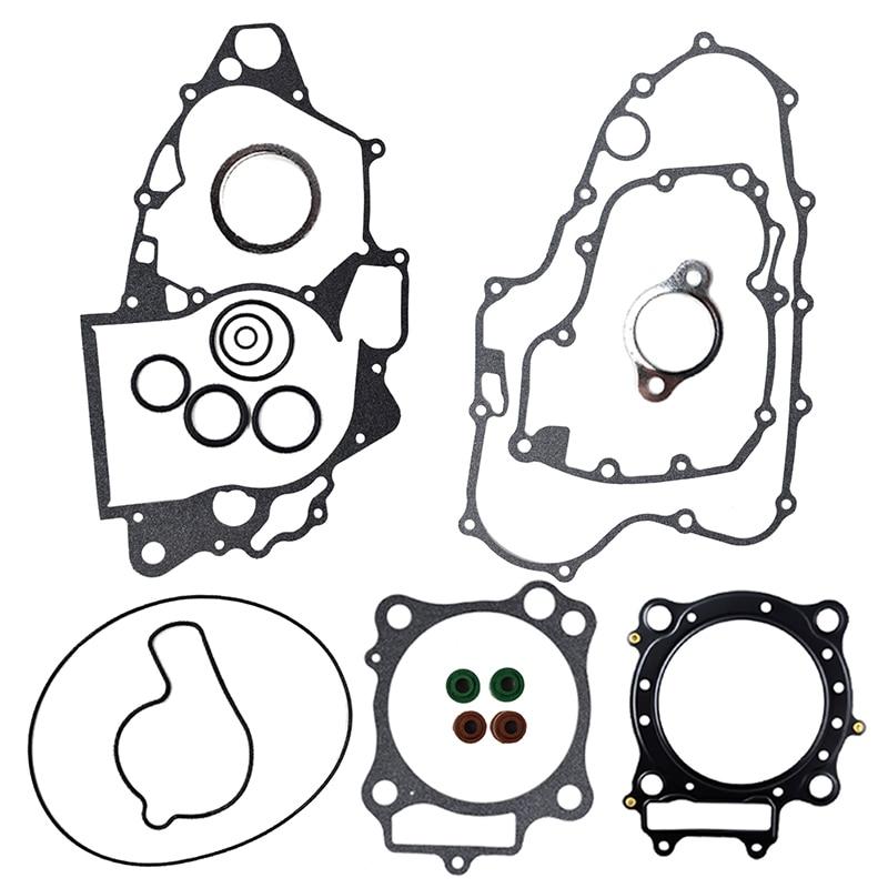 Мотоциклетный комплект для Honda CRF450X CRF450 CRF 450 X 450X 2005 2006 2007 2008 - 2017 прокладка крышки статора