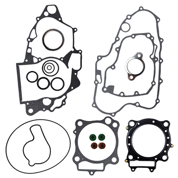 engine gasket kit for honda cbr600 f4 f4i 2001 2006 crankcase generator stator oil pan cylinder head cover exhaust pipe gaskets Motorcycle Complete Cylinder Gaskets Kit for Honda CRF450X CRF450 CRF 450 X 450X 2005 2006 2007 2008 - 2017 Stator Cover Gasket