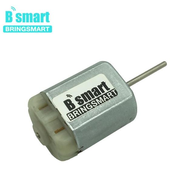 Bringsmart 280SC Micro DC High Speed Motor 12 Volt Car Door Lock Electric Motor 8-16V Mini Rear View Mirror Motor