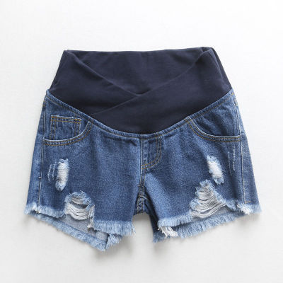 Summer Loose Shorts for Pregnant Women