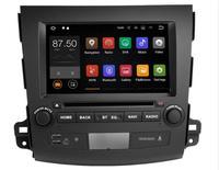 IPS 8 Android 8.1 Car dvd GPS Player Radio for Mitsubishi Outlander 2008 2012 Peugeot 4007 Citroen C Crosser 2din radio