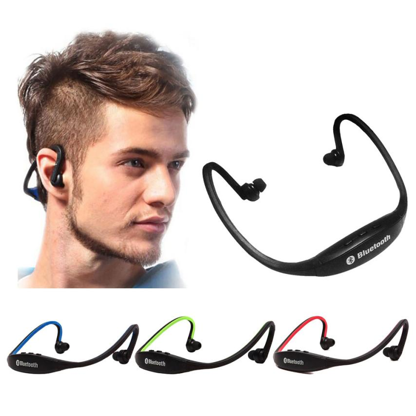 HL Wireless Bluetooth Music Sports Stereo Headset Headphone for iPhone oct12