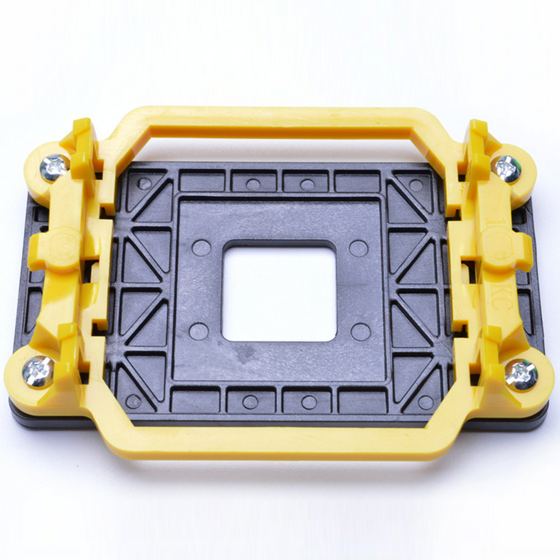 Etmakit New Arrival CPU Cooler Bracket Motherboard for AMD AM2/AM2+/AM3/AM3+/FM1/FM2/FM2+/940/939 Install the fastening image