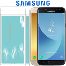Original super amoled 5.2 display display display para samsung galaxy j5 pro 2017 j530 j530f lcd tela de toque digitador assembléia(China)