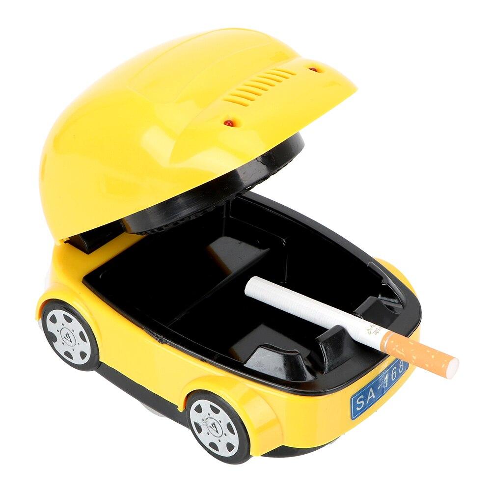 Sigaro Posacenere Auto Senza Fumo Posacenere Tazza di Stoccaggio Auto-styling Fumo Cilindro di Cenere Auto Ornamento