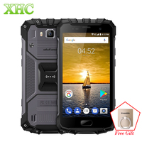 Ulefone Armor 2 Triple Proofing SmartPhone 6GB+64GB IP68 5.0'' Android 7.0 MTK Helio P25 Octa Core 2.6GHz Dual SIM Mobile Phone