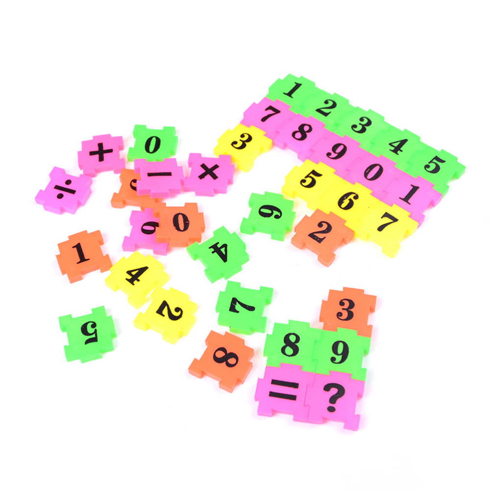 Toys For Learning Numbers : Pcs lot hot children kids educational early learning