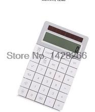 Canon X Mark I calculator Authentic Keypad Calculator Solar calculator office fashion boutique Free shipping