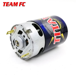 Image 4 - Motor Titan de 21 vueltas, 3975 21T, 550 voltios, refrigerado por ventilador hacia adelante y hacia atrás para camión monstruo e revo e maxx 14,4, F128 para TRX4 S245, 1/10