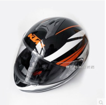 2016 new KTM racing motorcycle helmet riding the car Arai the double lens