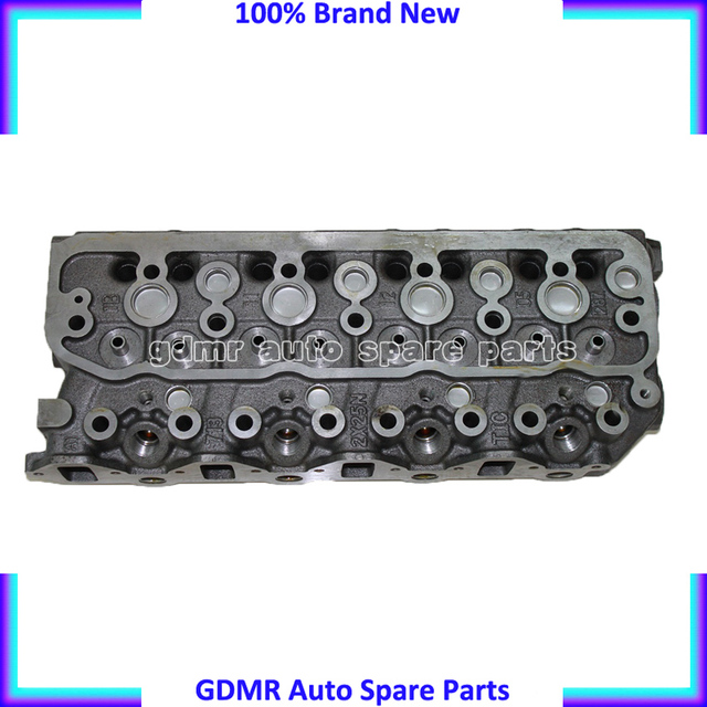 US $251 43 8% OFF|Diesel engine parts cylinder head 4DR5 4DR7 ME759064  ME997271 for Mitsubishi Canter Jeep Rosa Bus 2659cc 2 7D-in Cylinder Head  from