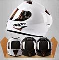 2016 New Holland genuine BEON full face motorcycle helmet winter warm security motocross motorbike helmets for men/women B-500
