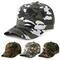 Marca Qimmrs CAMUFLAJE gorra de Béisbol Casquillo de Los Deportes de Camping Jungle Lobo Adulto EE. UU. Army Enarboló Snapback Sombreros de Sun Gorras Masculino MCM1