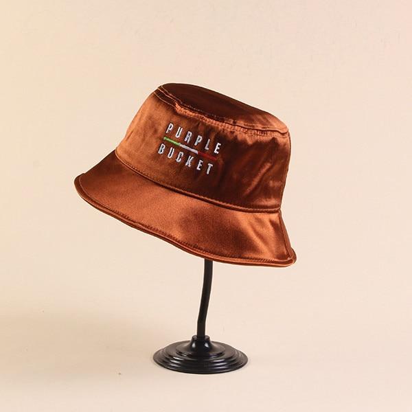 Cotton Anti Letter Bucket Hat Fisherman Outdoor Travel Hat Sun Cap Hats For Men Women Sun Protector Hat Harajuku Panama