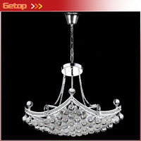2017 New LED K9 Crystal Chandeliers Crystal Fixture Hanging Lusters lustres de cristal lustres e pendentes Luxury Lamp
