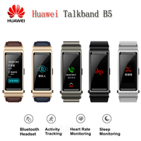 2018 New Huawei Band B5 Smart Wristband Color Screen Health Waterproof Bluetooth Touch Screen Full Touch Scientific Sleep
