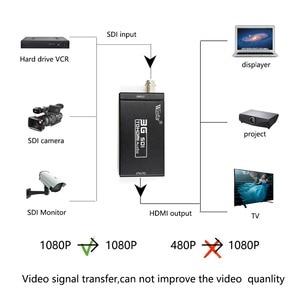 Image 5 - WIISTAR SDI to HDMI Converter Mini 3G SDI HDMI Adapter   Full HD 1080P SDI to HDTV Audio Converter   Supports HD SDI and 3G SDI