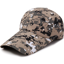 2019 new navy cap Mens Tactical helmet Camouflage Special training sun hat unisex Baseball caps outdoor sports