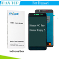 Black 100% Tested 5.0'' For Huawei Honor 4C Pro LCD Display + Touch Screen Digitizer Assembly Replacement Honor 4C Pro TIT-L01