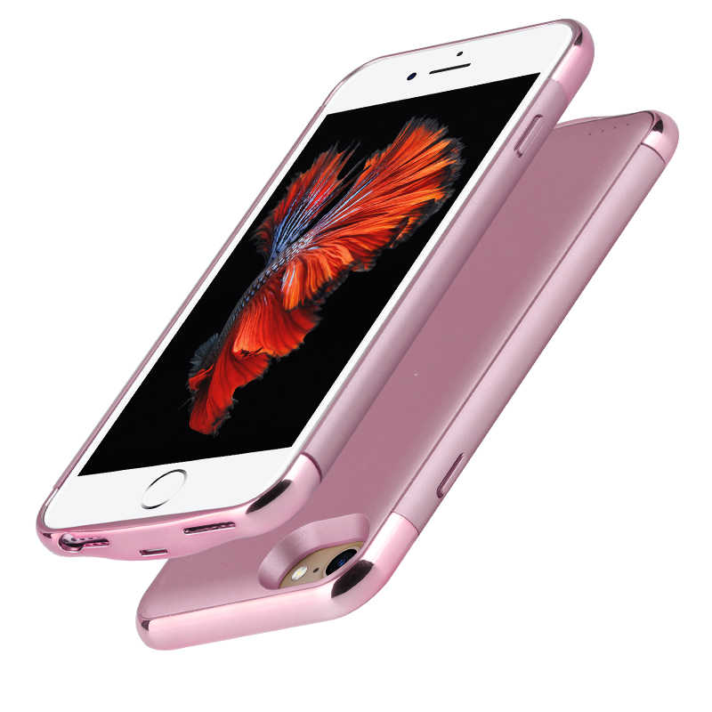 Battery Charging Case for iPhone 6 6s 7 8 Plus Power Bank Case Ultra Slim External Backup charger case cover for iphone 6 s etui