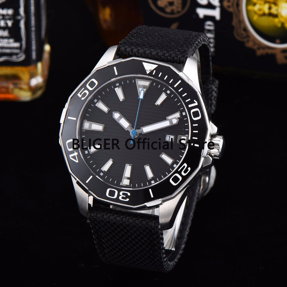 Sapphire Crystal 45mm Black Dial Luminous Marks Stainless Steel Polygon Case Ceramic Bezel Automatic Movement Mens Watch PL-4Sapphire Crystal 45mm Black Dial Luminous Marks Stainless Steel Polygon Case Ceramic Bezel Automatic Movement Mens Watch PL-4