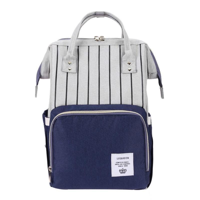 HTB1m.wkdRgXBuNjt hNq6yEiFXaj LEQUEEN Fashion USB Mummy Maternity Diaper Bag Large Nursing Travel Backpack Designer Stroller Baby Bag Baby Care Nappy Backpack