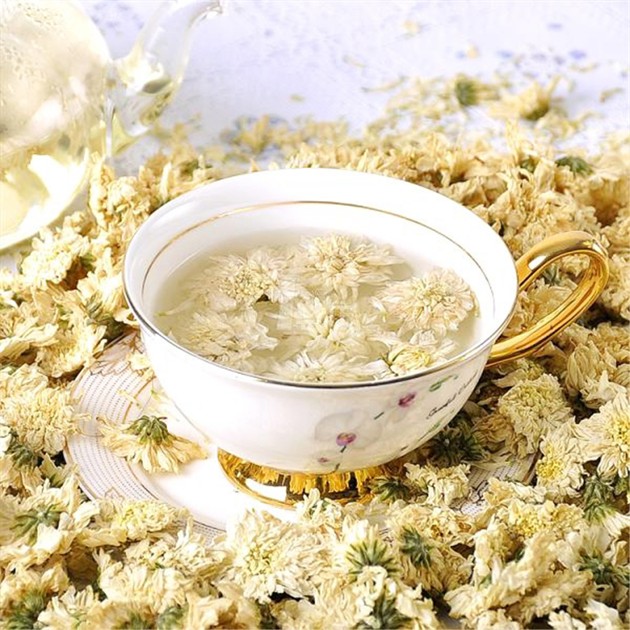 Chinese flower tea - Organic Chrysanthemum Tea 1000g Chinese Dried Healthy Flower Tea Yellow Mountain Tribute Chrysanthemum Tea Healthy Food On Aliexpress Com Alibaba Group