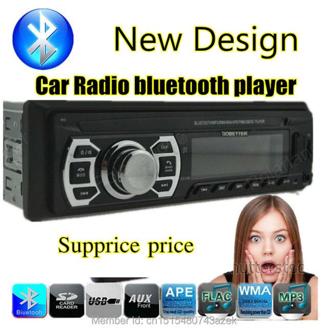 Neue Auto Radio bluetooth mp3 player FM/USB strich usb anschluss 12 ...