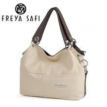 Freya Safi Hot Retro Vintage Women's PU Handbag Tote Trendy Shoulder Bags Messenger Bag Cross body bag Bolsas