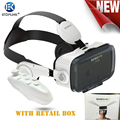 100% Original BOBOVR Z4 3D VR Glasses Virtual Reality Glasses VR Box Google Cardboard 120 Degrees FOV with Headphone+Gamepad 5.0
