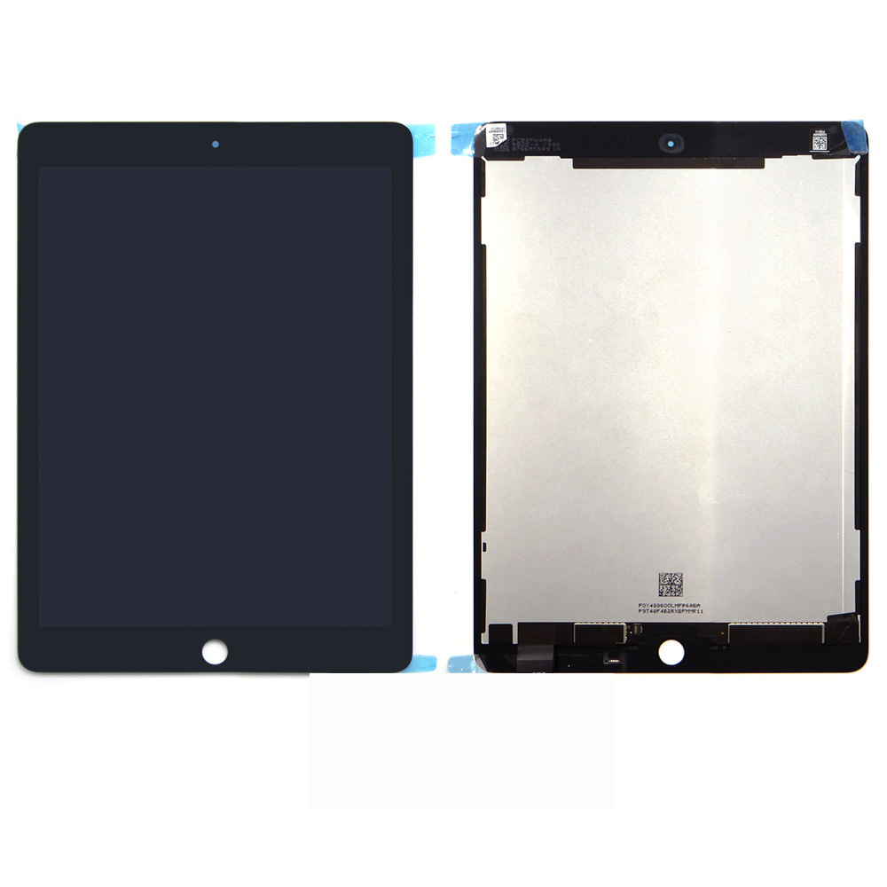 GrassRoot New LCD Replacement Screen for Ipad 6 A1567 A1566 ( air 2 ) Lcd with Touch Screen Digitizer Panel LCD Display Assembly new 11 6 lcd display touch screen assembly with digitizer panel replacement repairing parts for acer v3 111p v3 112p series