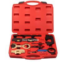 Automotive Engine Timing Camshaft Locking Setting Tool Kit For BMW M42 M44 M50 M52 M54 M56 AT2075