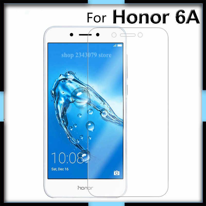 الزجاج المقسى لهواوي الشرف 6A واقي للشاشة 9H 2.5D على الهاتف طبقة رقيقة واقية لهواوي الشرف 6A 6 A طبقة رقيقة واقية