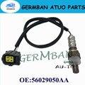 Nuovo Produce 234-4588 O2 Sensore di Ossigeno Adatto per il 2004-2011 Chrysler Dodge Ram Jeep 2.4L 4.0L 4.7L Parte N # 56029050AA 5.7L