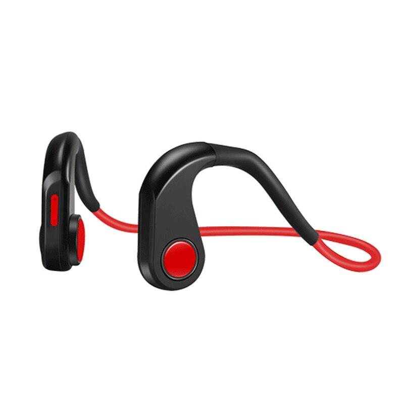 Z9 Bone Conduction Wireless Bluetooth V4 1 Headset Sport Running Headphone Ear Hook IPX6 Waterproof for